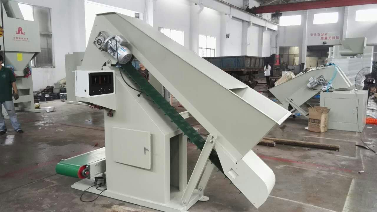 Food Industry Onion Bagger Potato Packing Machine With Customized Bag Size